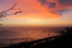 Leah's sunset photo