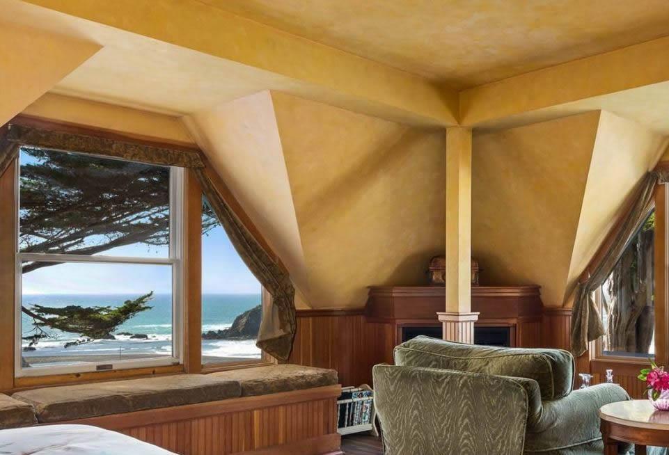 Seascape Room Elk Cove Inn Amp Spa Mendocino Coast Lodging