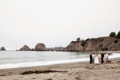 JPerlman RLutge_Elk Cove Beach Wedding - 04