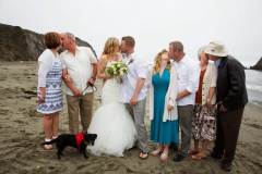 JPerlman RLutge_Elk Cove Beach Wedding - 07