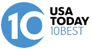 10best award usa today
