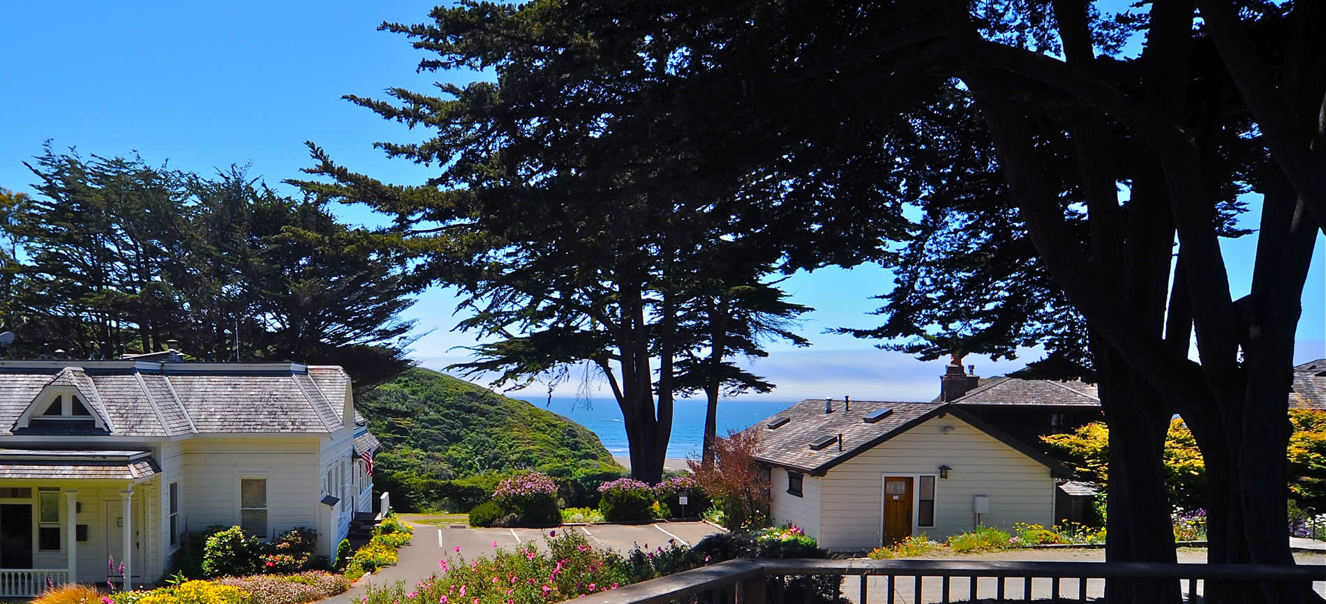 elk cove inn carriage house with ocean views