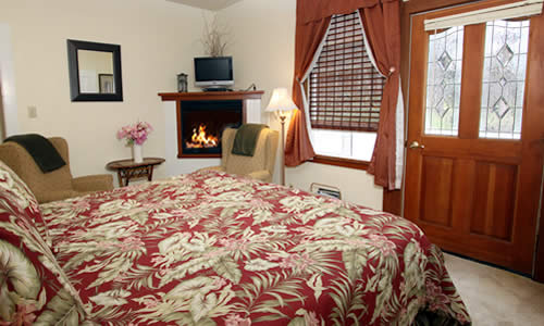 elk cove inn ridgeview guestroom on mendocino coast