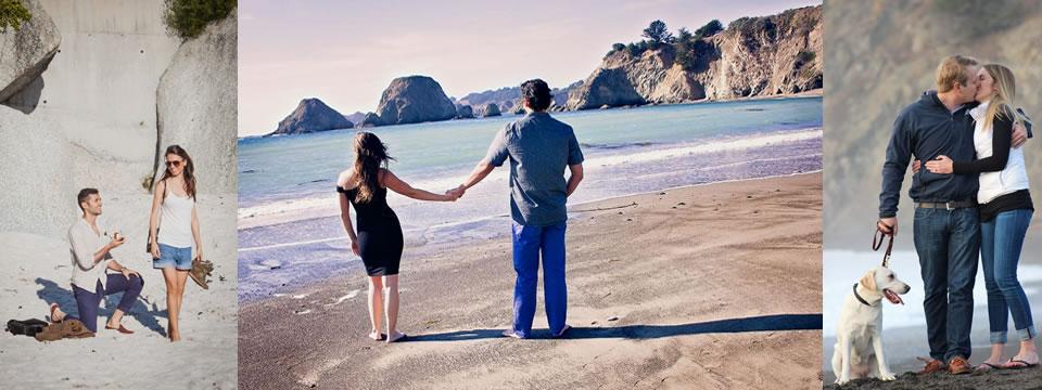 wedding proposals at elk cove inn & spa mendocino coast